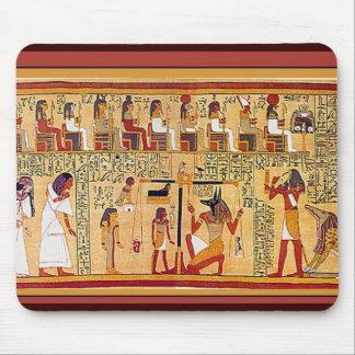 Oud Egyptisch Boek van de Doden Muismatten