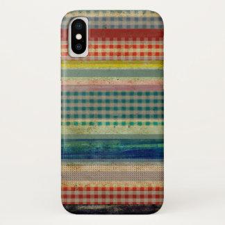 Oud Gestileerd Man IPhone iPhone X Hoesje