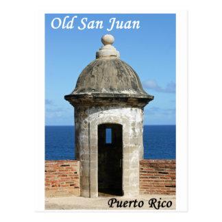 Oud San Juan Briefkaart