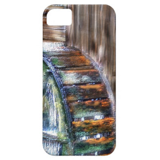 Oud Waterrad Barely There iPhone 5 Hoesje