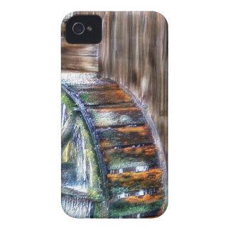 Oud Waterrad iPhone 4 Hoesje