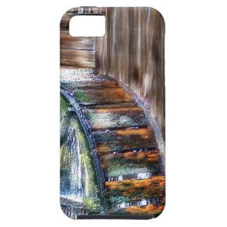 Oud Waterrad Tough iPhone 5 Hoesje