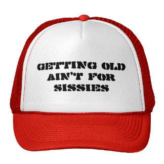 Oud worden is niet voor Lafaards - het Pet van de