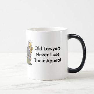 Oude Advocaten Magische Mok