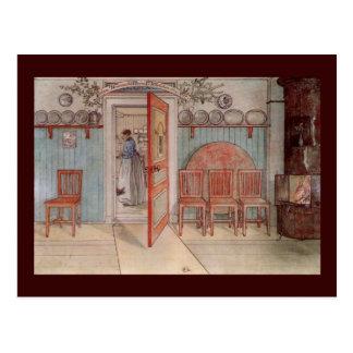 Oude Anna (in de Keuken) Briefkaart