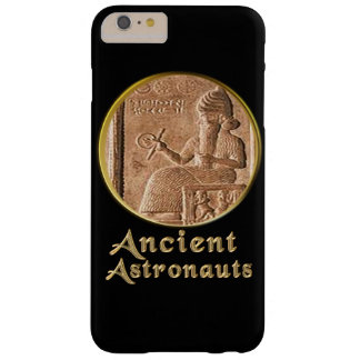 Oude Astronauten Barely There iPhone 6 Plus Hoesje