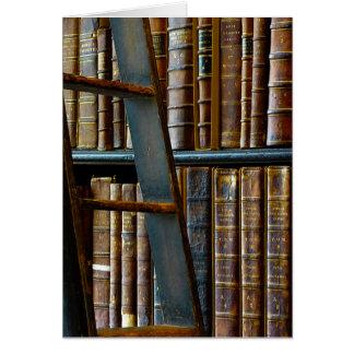 Oude Bibliotheek, Oude Boeken Kaart