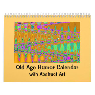 Oude daghumor en art. kalender