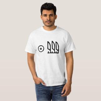 Oude Heilige Symbolen T Shirt