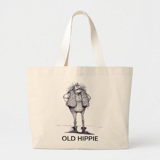 OUDE HIPPIE DRAAGTASSEN