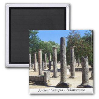 Oude Olympia - de Peloponnesus Magneet