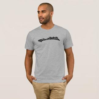 Oude School Camaro - T-shirt van de Kleding van