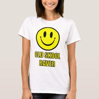Oude Skool Raver T Shirt
