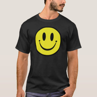 Oude Skool Smiley T Shirt
