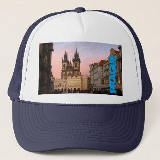Oude Stad het Pet van Vierkant Praag, Tsjechische