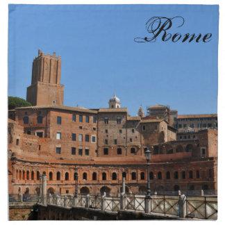 Oude stad van Rome, Italië Servet