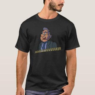 Oude Stijl 2 van het Man T-shirt