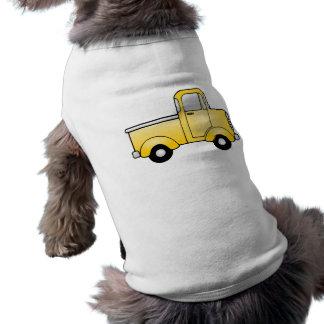 Oude Vintage Vrachtwagen T-shirt