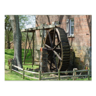 Oude Watermill Briefkaart
