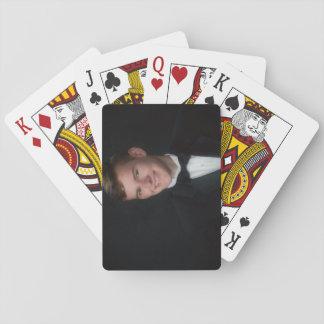 Oudste 15 van Jones van de kampioen Speelkaarten