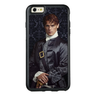 Outlander | Jamie Fraser - Portret OtterBox iPhone 6/6s Plus Hoesje