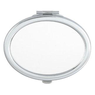 Ovale Compacte Spiegel Reisspiegeltjes
