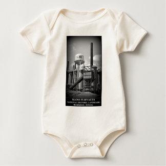 OVENS SLOSS - Nationaal Historisch Oriëntatiepunt Baby Shirt