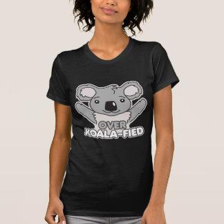 Over koala-Fied T Shirt