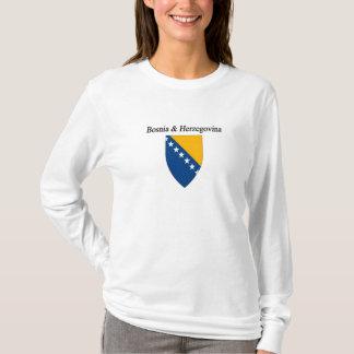 Overhemd Bosnia & Herz T Shirt