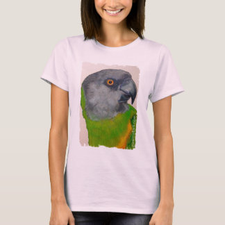 Overhemd - de Papegaai van Senegal T Shirt