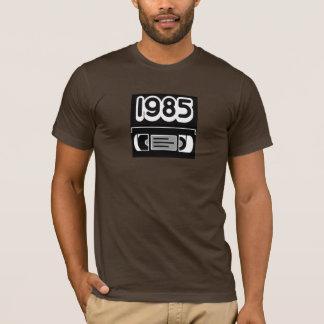 overhemd van de Band van de jaren '80 1985 Retro T Shirt