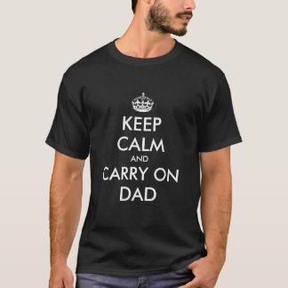 Overhemd | van de Dag van de Vaders van de pret T Shirt