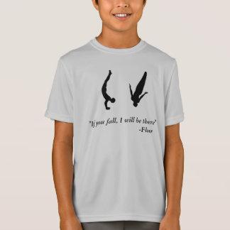 Overhemd van de de Mannen gymnastiek het T Shirt