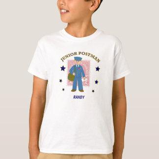 Overhemd van de Douane van de Brievenbesteller van T Shirt