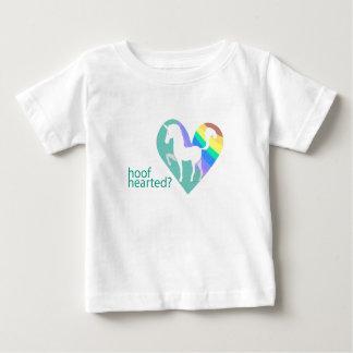 Overhemd van de Regenboog van de Eenhoorn van de Baby T Shirts