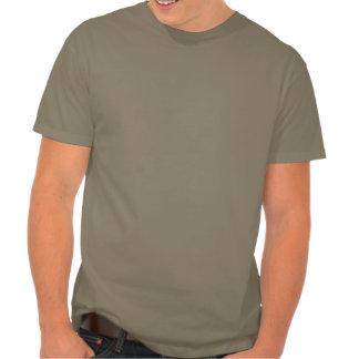 Overhemd van de Tekst van Grunge Graffitti van de Shirts