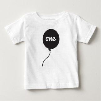 Overhemd   van de Verjaardag van de baby Eerste Baby T Shirts