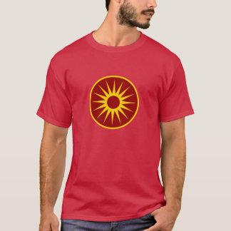 Overhemd van de Zonnestraal van Garacani van het T Shirt