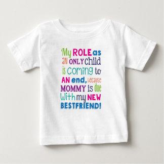 Overhemd van de Zuster/van de Broer van het Baby Baby T-shirt