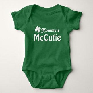 Overhemd | van het Baby van McCutie St. Patrick Romper
