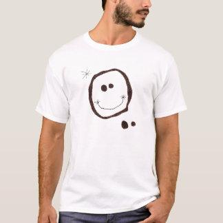 overhemd van het miro het gelukkige gezicht van t shirt