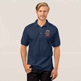 Overhemd van het Polo van het Kenteken van de Clan
