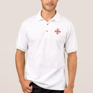 Overhemd van het Polo van Jeruzalem het Dwars