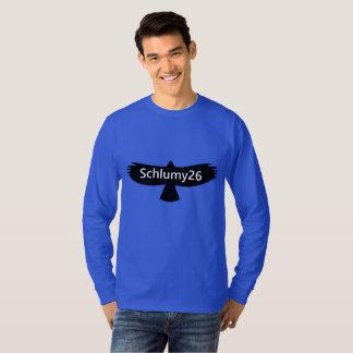 Overhemd van het Sleeve van de havik het Lange T Shirt