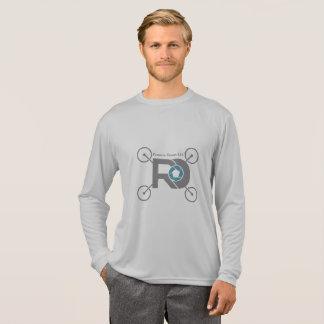 Overhemd van het Sleeve van de sport het Lange Sweater