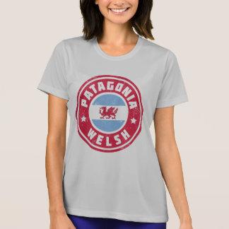 Overhemd van het T-shirt van de Vlag van Patagonië
