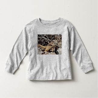Overhemd van het T-shirt van het Sleeve van de