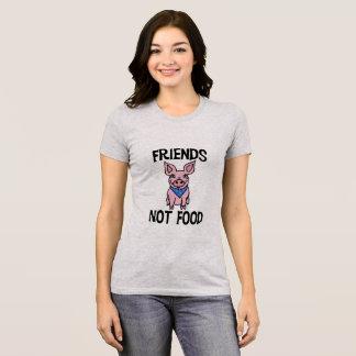 Overhemd van het Varken van het Voedsel van T Shirt