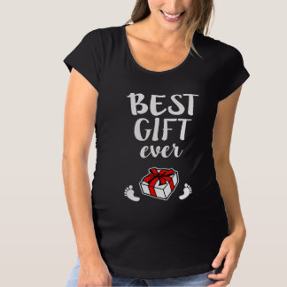 Overhemd van Kerstmis van de beste vrouwen van de Zwangerschapskleding