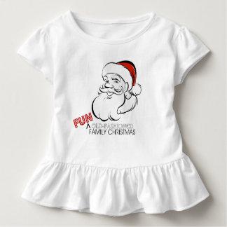 Overhemd van Kerstmis van de Familie van de pret Kinder Shirts